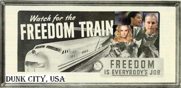 florida gulf coast freedom train