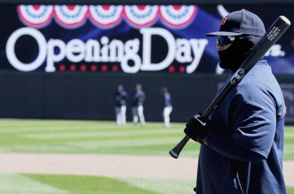 Prince fielder opening day