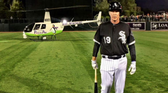 will ferrell baseball chopper