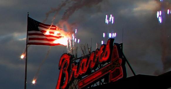 fireworks-burn-flag