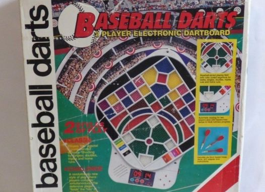 baseball darts